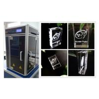 532nm Green Laser 3D Glass Crystal Laser Engraving Machine for Crystal Gifts