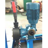 Quality Automatic Mechanical Diaphragm Dosing Pump for Waste Water Treatment for sale