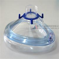 Buy cheap Large Size Adult / Pediatric Oxygen Breathing Mask With FDA approved from wholesalers