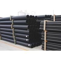 China Customized PE100 high density polythene PE pipeline for Food & chemical industry on sale