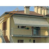 China Aluminum Customized Sizes Balcony Retractable Awnings for Outdoor Villa on sale