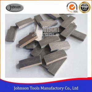 Buy cheap Long Life OD800mm Diamond Segments For Basalt Stone Cutting SCD-04 product