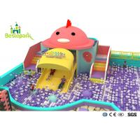 Buy cheap Rainbow Chicks Childrens Indoor Play Equipment Environmently Friendly product