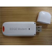 Buy cheap High Speed wireless 3g edge modem dongle connector Supports Windows 2000 product