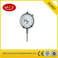 Buy cheap Small Ring Inch Micron Dial Indicator Gauge 0-1 inch high accuaracy product