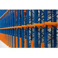 Buy cheap Industrial Warehouse Drive In Pallet Rack For High Density Storage product