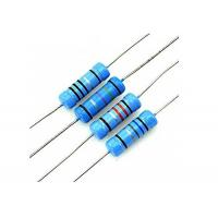Buy cheap Ultra Precision Metal Film Fixed Resistor 1550 Normal Size 2W Small size 3WS 220 Ohm ±1% Blue product