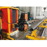 Buy cheap with flame and plasma cutting mode stainless steel round pipe square pipe cutting machine product