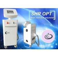 Buy cheap Hair salon essential Permanent fast ipl shr hair removal machine with CE approved product