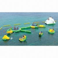 Buy cheap Water Park Inflatable Play Equipment, Water Inflatables product