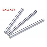 Buy cheap Ck45 Chrome Plated Piston Rod Parts Hot Rolled For Hydraulic / Pneumatic Cylinder product
