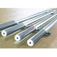 Buy cheap CK45 Hard Chrome Plated Piston Rod For Hydraulic Cylinder Higher Strength product