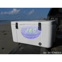 Buy cheap Precision Rotational Molded Cooler , LLDPE Insulated Small Rotomolded Coolers product