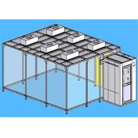 Buy cheap Customized Dust-Free Pharmaceutical Clean Room/ Softwall Clean Room with FFU product