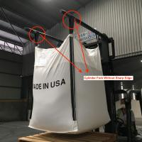 Buy cheap 1 Tonner Jumbo Bag For Animal Feed Seed Breathable Moisture Proof product