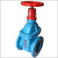 Buy cheap Sewage Resilient Seated Gate Valve Pn10 Light Weight With Corrosion Resistance product