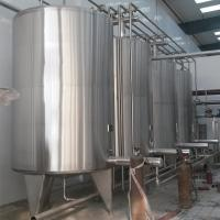 Buy cheap Stainless Steel Mixing Tank Containler Stainless steel Chemical Equipment product