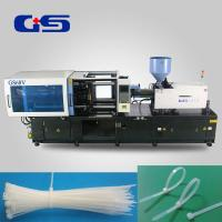16.9kw Nylon Cable Tie Making Machine , Thermoset Injection Molding Machine for sale