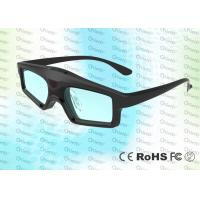 Buy cheap Light weighted 3D Olympic Shutter 3D TV Glasses for 2012 3D TVs product