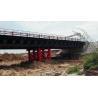 Buy cheap Double lane Bailey Bridge / Modular Steel Panel Bridge/ steel truss modular bridge product