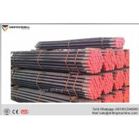 Buy cheap 3M Carbon Seamless Steel Drill Rod For Water Well Drilling , Api Standard product