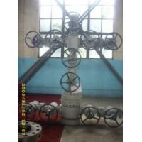 Buy cheap Low Operating Torque API 6A AA / HH Wellhead Equipment and Christmas Tree product