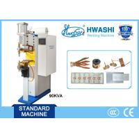 Buy cheap 10KVA DC Welding Machine Hwashi WL-MF-10K For Copper / Circuit Breaker Components product