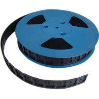 Buy cheap PS / PET / PC carrier tape width 8-88mm Thickness 0.2-0.5mm With center hole  product