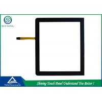 Buy cheap High Definition 5 Wire Resistive Touch Panel Sensor 4/3 Ratio Dust Prevention product