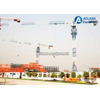 Buy cheap 10 Tons Split Mast Topless Building Tower Cranes With Inverter Control System product