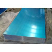 Buy cheap 3mm 4mm 5mm 3003 Aluminum Sheet With Blue PVC RAL Color Rust Resistance product