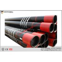 Buy cheap Galvanized Oiled Color Paint Steel Casing Pipe , Water Well Drilling Pipe product