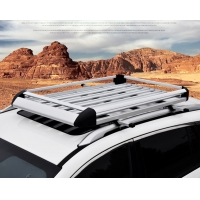 Buy cheap Custom 6063 T6 Aluminum Extrusion Standards Car Roof Rack product