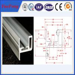 Buy cheap customized grade aluminium profile,top 10 aluminium companies in china,OEM product