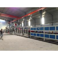 Buy cheap ACP Aluminum Composite Panel Production Line 0.18mm - 0.8mm Thickness Steel Coating Line product