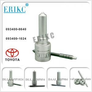 Buy cheap Toyota ERIKC DLLA145 P864 Denso diesel  nozzle Hiace 093400-8640 Hilux DLLA 145 P864 pump parts fuel dispenser nozzle product