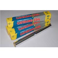 Buy cheap 9 - 26mic Silver Aluminium Foil Roll 8011 Foil , 12 Inch Width from wholesalers