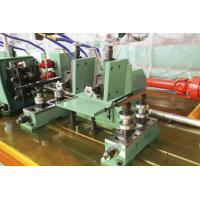 Buy cheap 24 Head Tube Mill Line , Stainless Steel Square Pipe Polishing Machine product