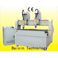 Buy cheap Double heads cnc router from wholesalers