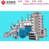 Buy cheap Large size Titanium Coating Machine,  Cathodic Multi Arc PVD Plating product