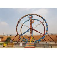 Buy cheap Adult Thrill Amusement Park Ferris Wheel With Non Fading And Durable Painting product