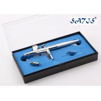 Buy cheap 0.5mm Beaty Makeup Airbrush Gun with 0.2/0.25/0.3/0.5mm Nozzle OD product