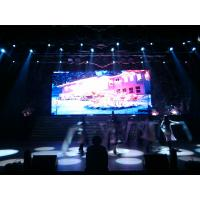 Buy cheap High Definition P4 Indoor Rental LED Screen Quick Installation product