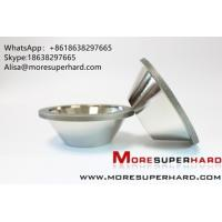 Buy cheap Electroplated diamond grinding wheel  Alisa@moresuperhard.com product