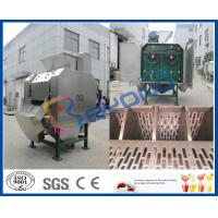Buy cheap Fruit And Vegetable Washer Fruit Processing Equipment For Cleaning / Washing product