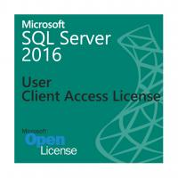 Buy cheap User Client Access MS SQL Server License , UCAL OLP SQL 2016 Core License product