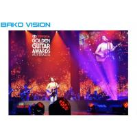 Buy cheap Flexible Indoor Rental LED Display Panel SMD2121 Easy Installation For Stage from wholesalers