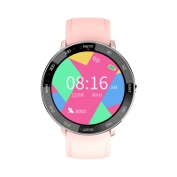 """Buy cheap SMS Reminder 1.28"""" Ladies Bluetooth Smart Watch product"""