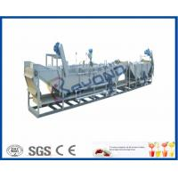 Buy cheap Sanitizing Plastic Bottles Milk Pasteurization Equipment With Stainless Steel SUS304 Material product