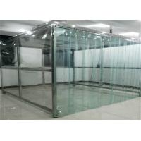 Buy cheap Different Cleanliness Level Workshop Modular Purification softwall Clean Room product